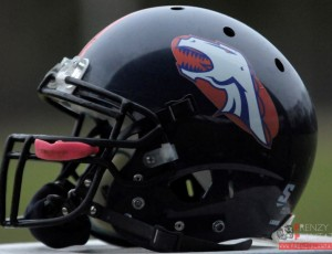 American Football – Eindhoven Raptors vs Limburg Shotguns