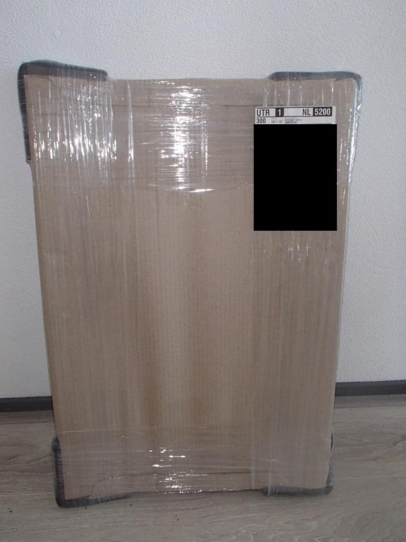 Foto op hout verpakking