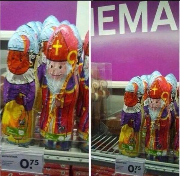 Hema of Zwarte Piet racistisch?
