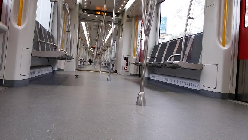 De nieuwe metro van Amsterdam