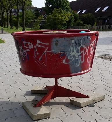 anti graffiti speeltoestel